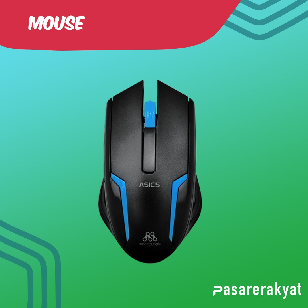 Mouse Alcatroz ASIC 5