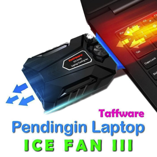 Taffware ICE FAN 3