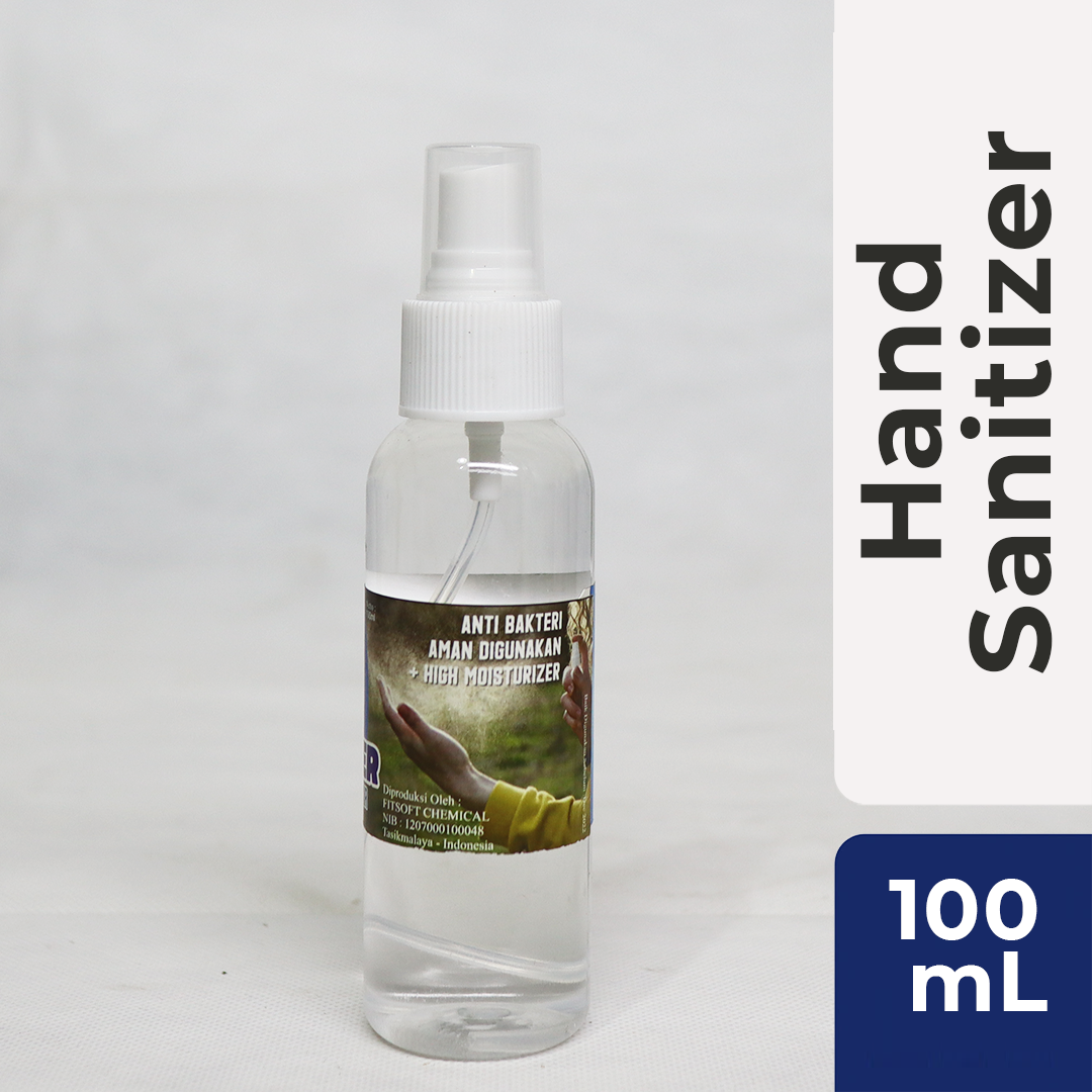 Hand Sanitizer Angel Care CAIR 70% Antiseptic Food Grade Aseptic 100mL