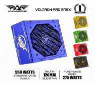 PSU Armaggeddon Voltron Pro 275X (550 Watts) psu pc power supply